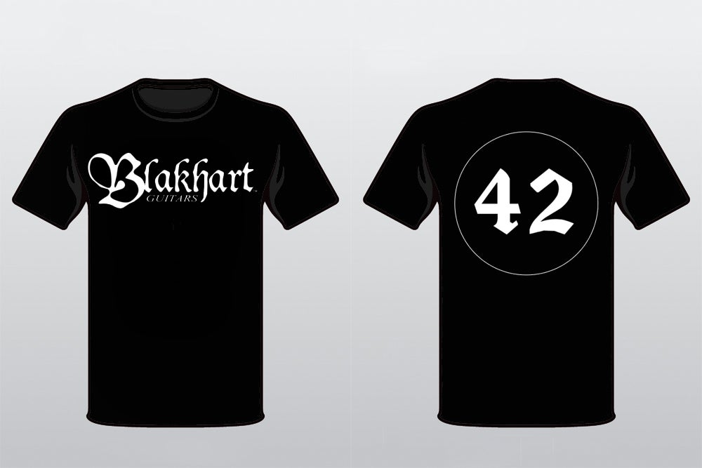 Image of BLAKHART 42 EDITION T-SHIRTS