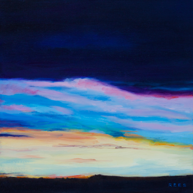 Image of Morning Light - Oil on Canvas