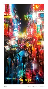 Image of SOLD OUT  'Streets Of Colours' - Limited edition print