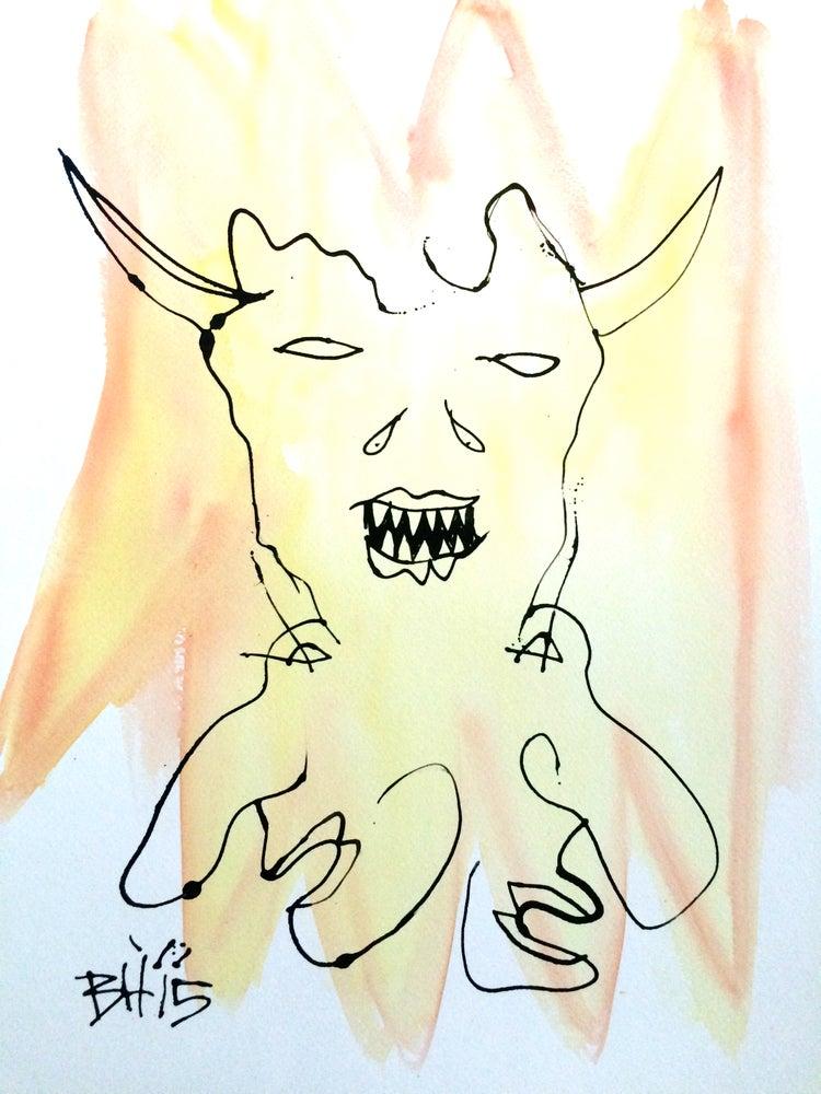 Image of DEVIL TALK