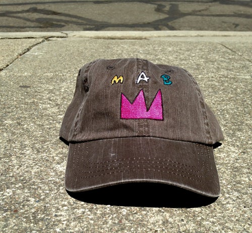 Image of MAB CROWN WASHED DAD CAPS