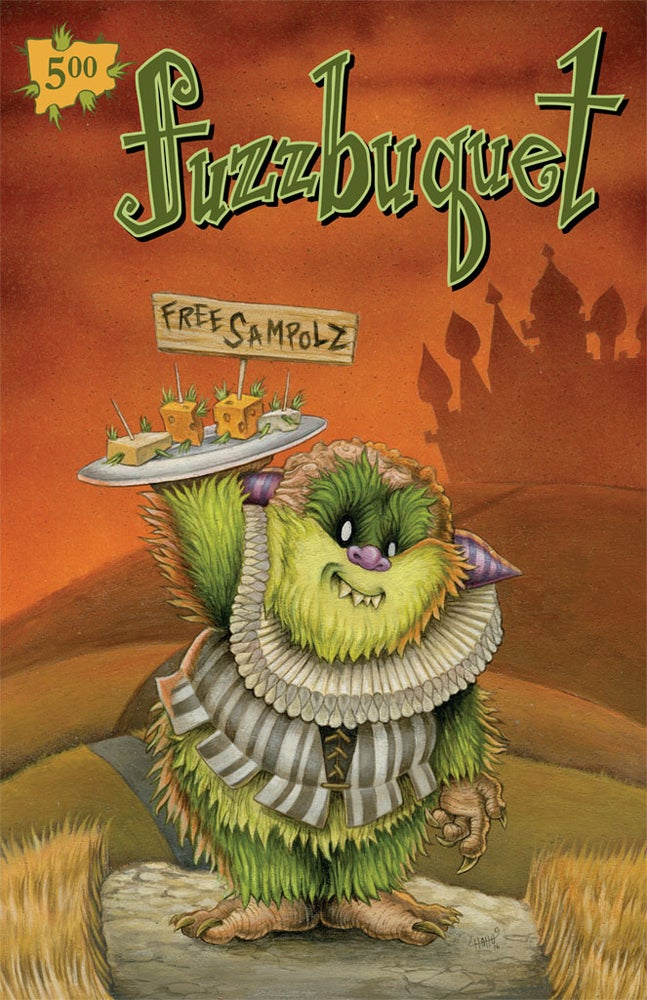 Image of Fuzzbuquet #1