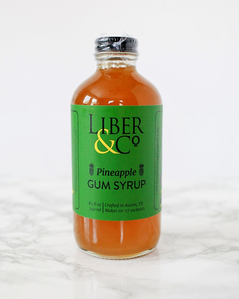 Image of Pineapple Gum Syrup