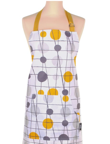 Image of Pavilion Cotton Apron with pocket