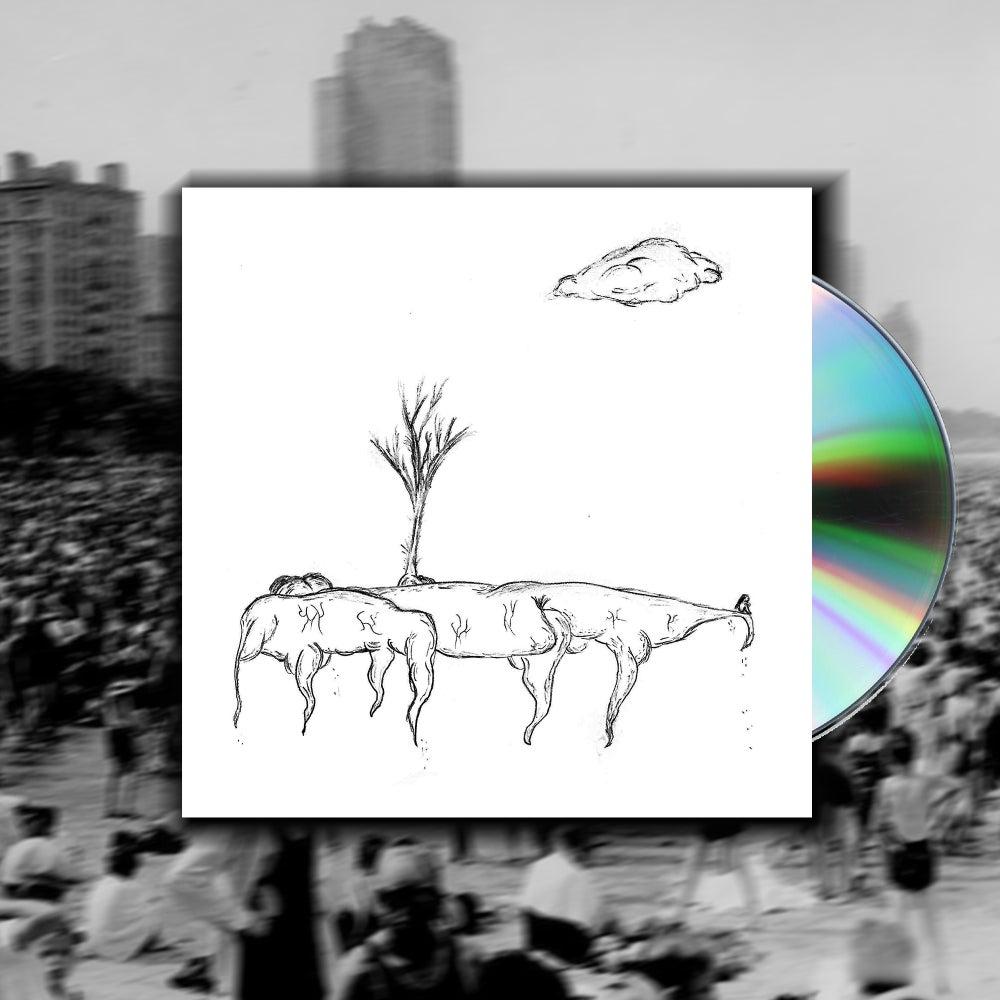 Image of DeerGod - 'Self Deprecator' CD