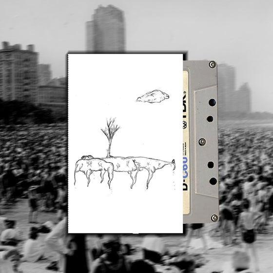 Image of DeerGod - 'Self Deprecator' Cassette