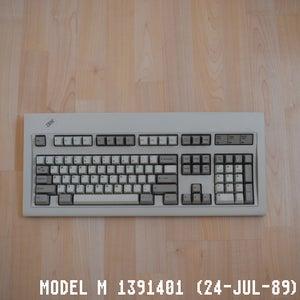Image of IBM Model M Bucking Spring Keyboard