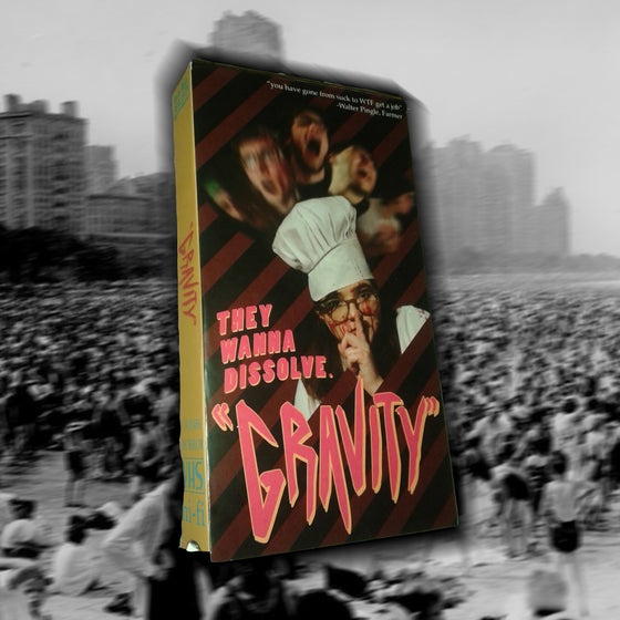 Image of DeerGod - 'Gravity' VHS
