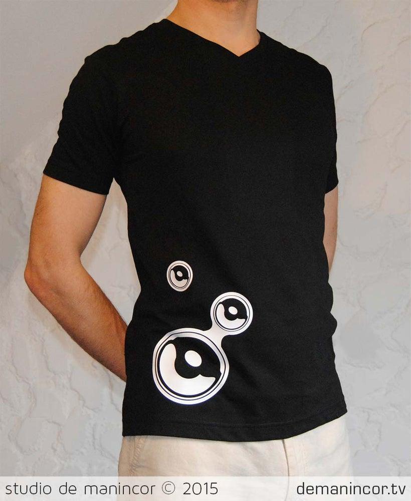 Image of Speaker Cones T-shirt