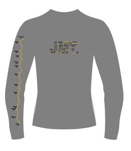 Image of JMT Elevation Long Sleeve Dry fit T-shirt