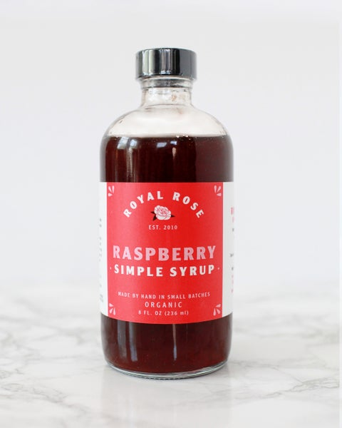 Image of Raspberry Syrup