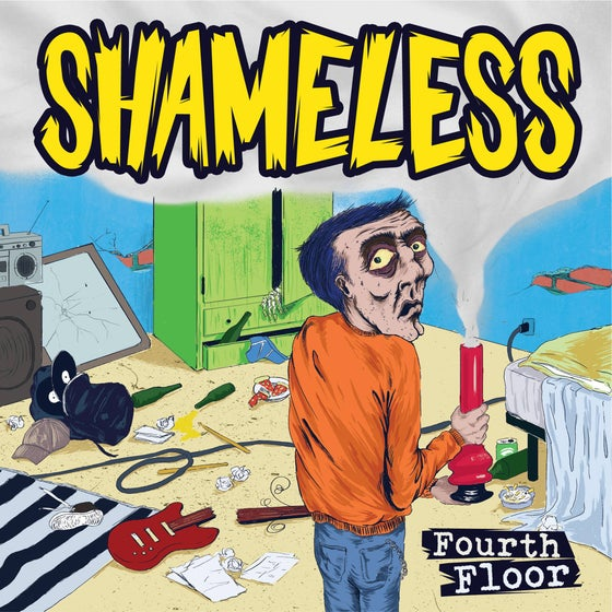 "Image of Shameless - Fourth Floor 7"" Vinyl"