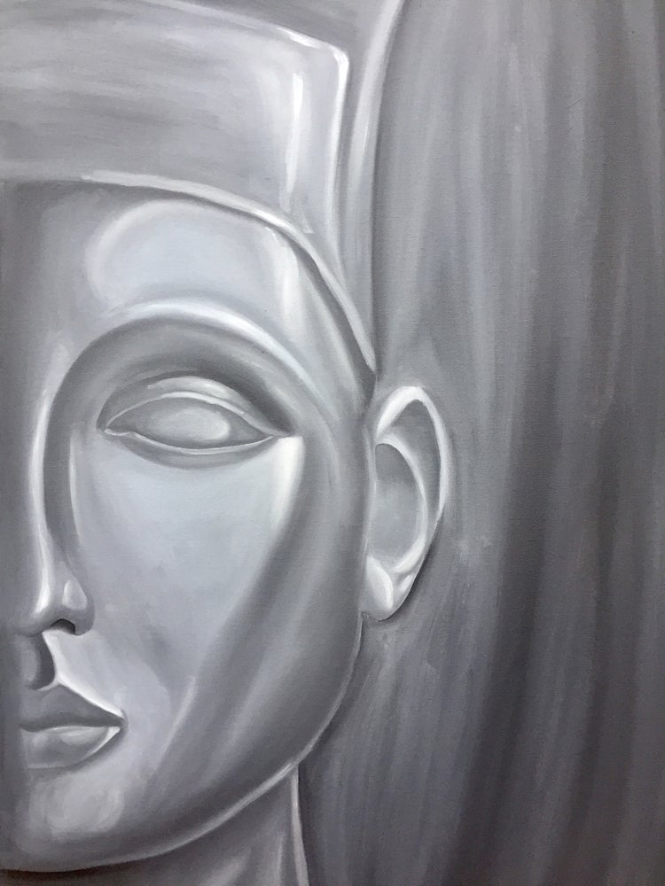 Image of Monochrome | Nefertiti