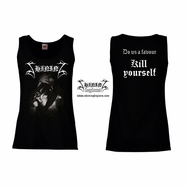 "Image of Shining ""Kill Yourself"" Tank Top"