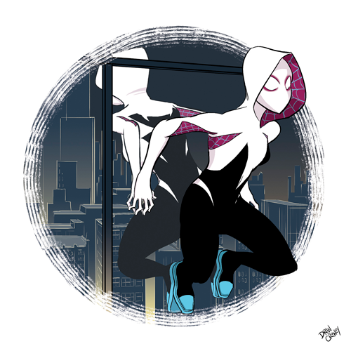 Image of Spider-Gwen