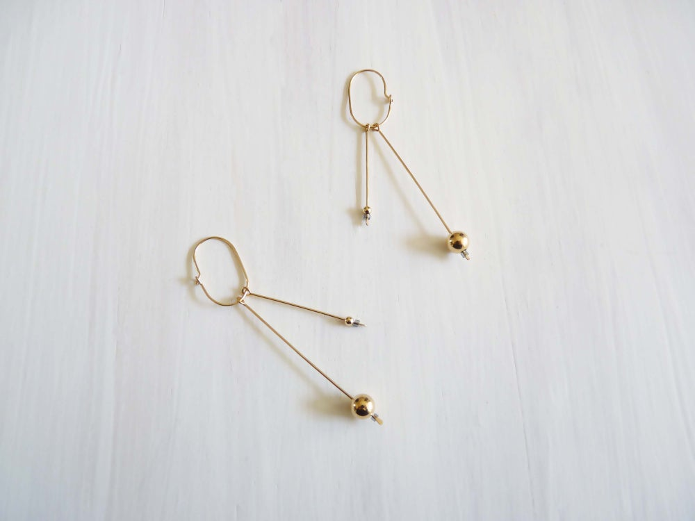 Image of Pendulum earrings
