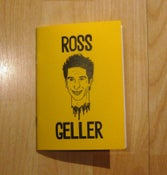 Image of The Ultimate Ross Geller Fanzine