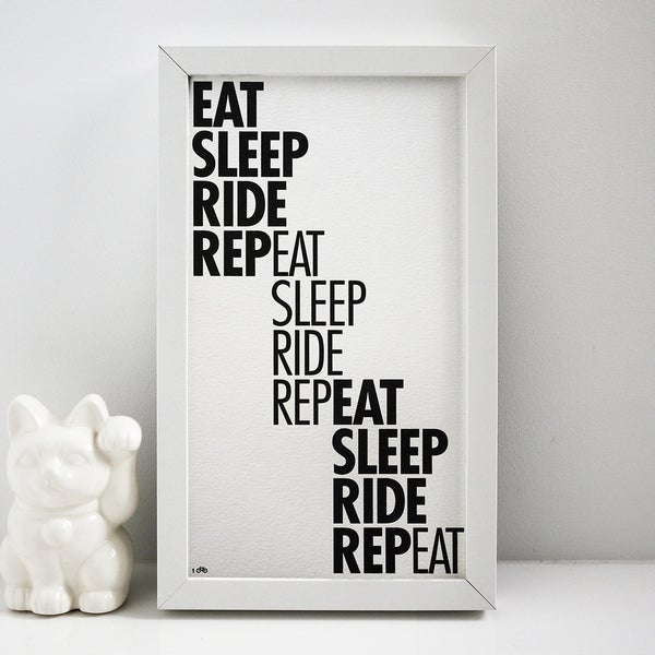 Image of Eat Sleep Ride Repeat