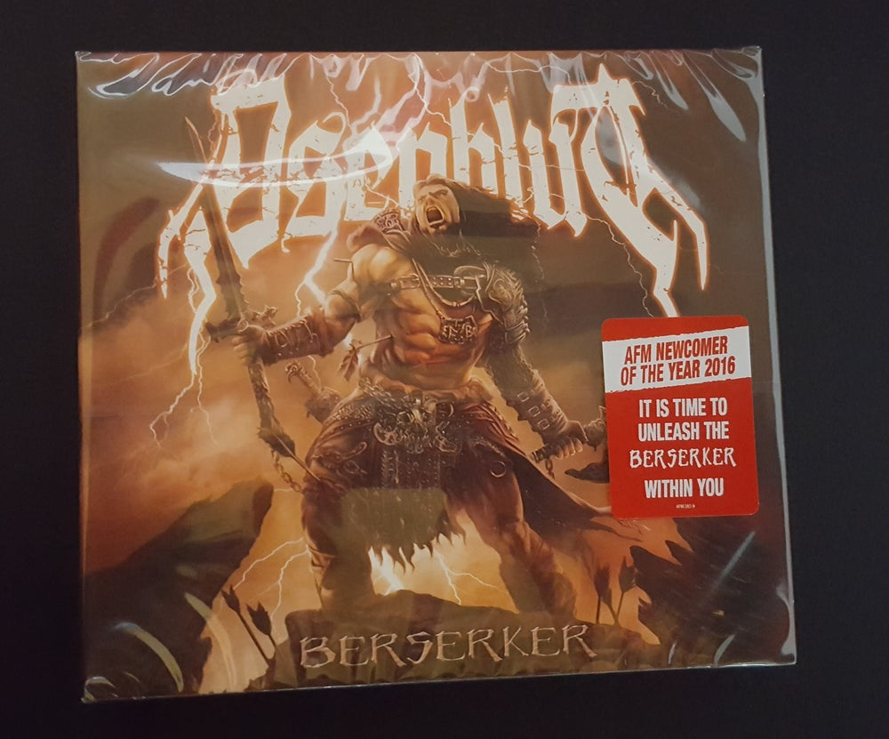 Image of BERSERKER - Digipack Edition