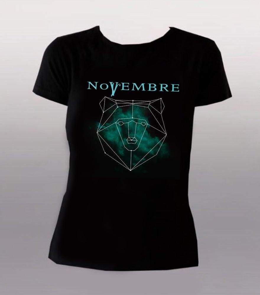 Image of NOVEMBRE - URSA girly shirt