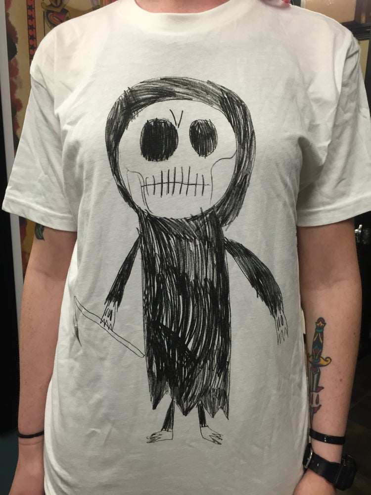 Image of Lil Noble Reaper Shirt