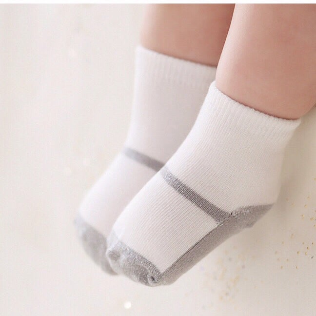 Image of Mary-Jane Ankle Socks