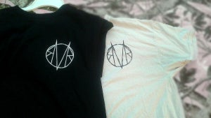 Image of Logo T-Shirt (Handmade)