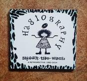 Image of Hagar The Womb 'Hagiography. A Retrospective: 1982-2014' CD