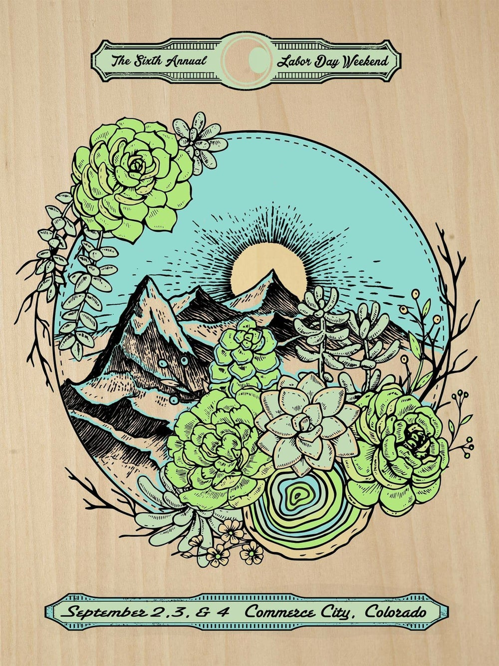 Image of Dicks Succulents Wood Variant