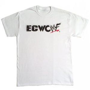 Image of ECWCWWF LOGO TEE
