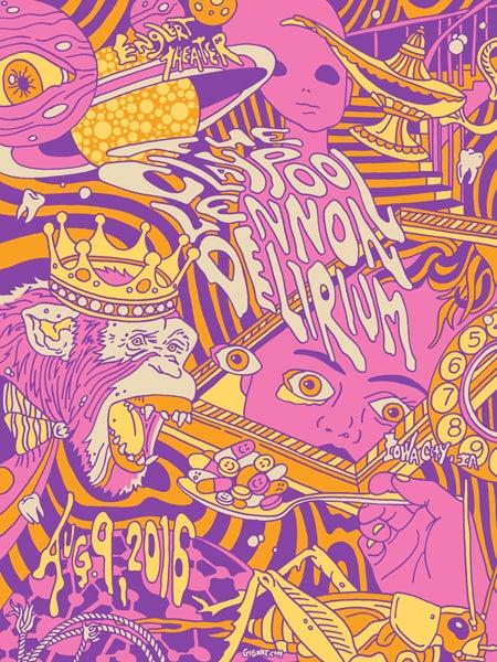 Image of Claypool Lennon Delirium Purple Variant