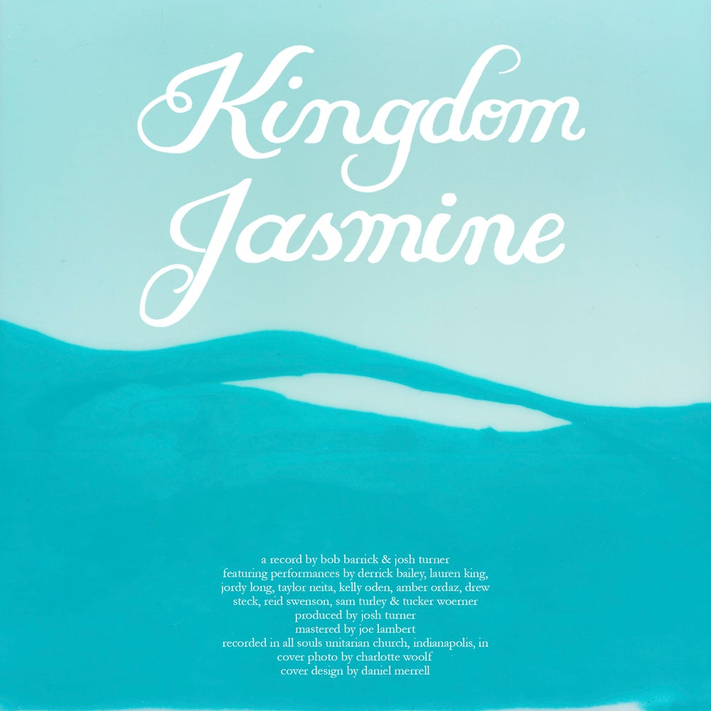 Image of Kingdom Jasmine CD