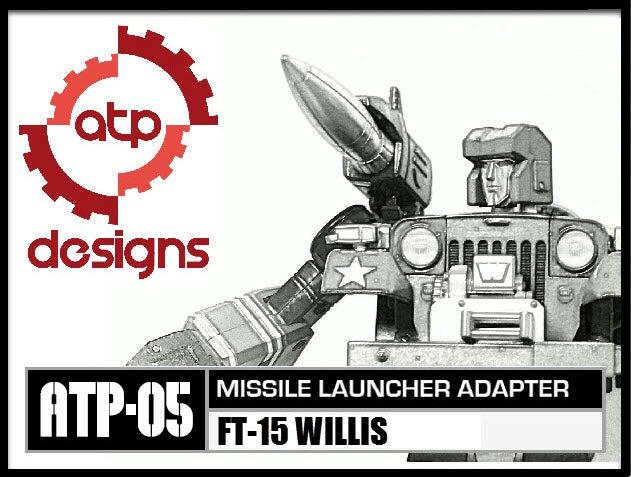 Image of ATP-05 FT Willis Missile Launcher Adapter