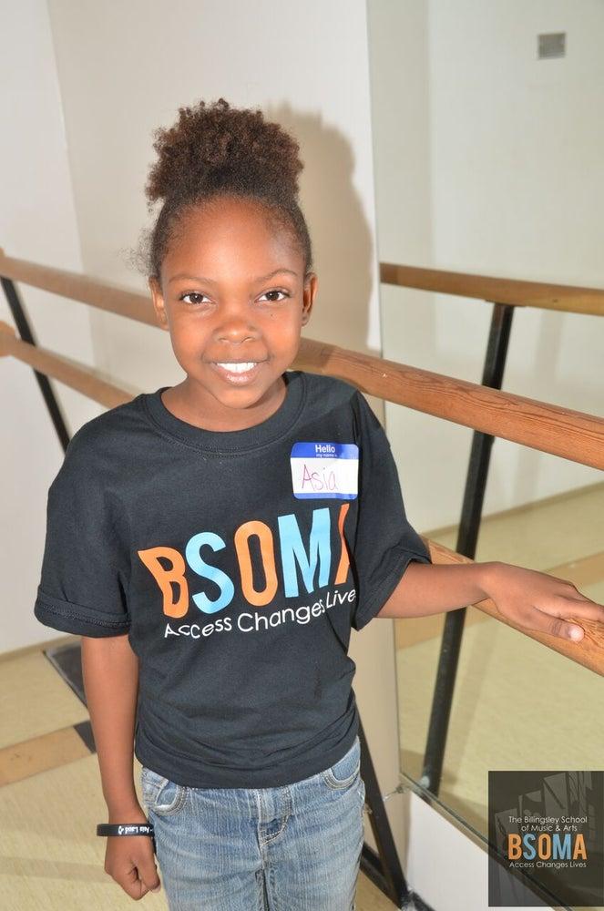 Image of BSOMA Crew & V-Neck Shirts