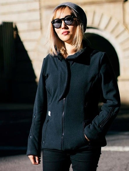 Image of Women's Booker Coat in Black