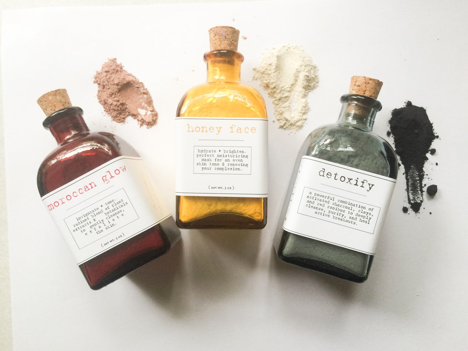 Image of :HERBAL FACIAL TREATMENTS: