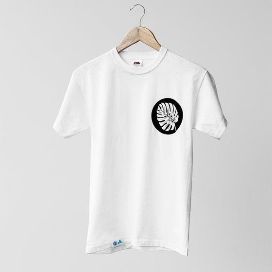 Image of Hand Printed Tshirt Large