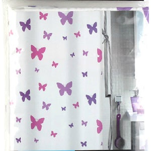 Image of Impressive and attractive Butterfly Shower Curtain