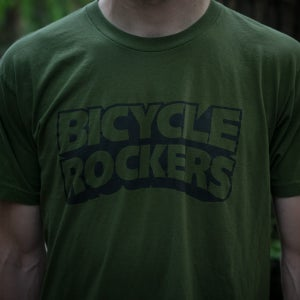 Image of Classic | T-Shirt | Army Green/Black