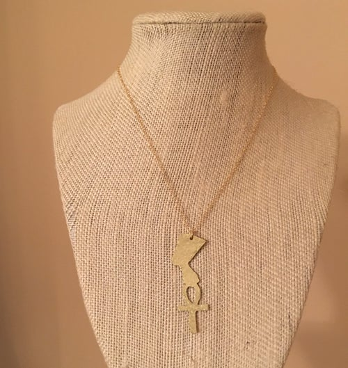 Image of CrownCode necklace