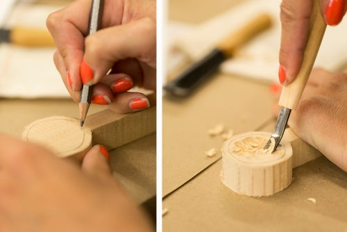 Image of Spoon Carving Workshop / April 22, 1-3:30pm