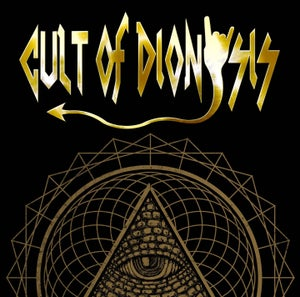"Image of CULT OF DIONYSIS ""ARCANUM"" CD (2016)"