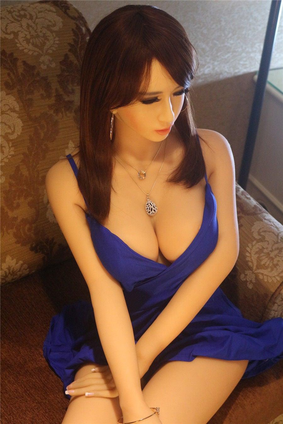 Image of [#011] MONICA - Life like 158cm height full body doll, Full Women Body figure doll