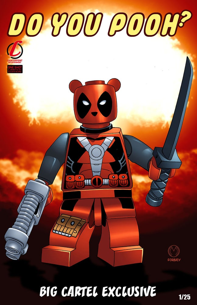 Image of The Do You Pooh? Big Cartel Exclusive Variant