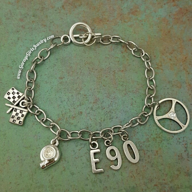 Image of Make/Model Charm Bracelet