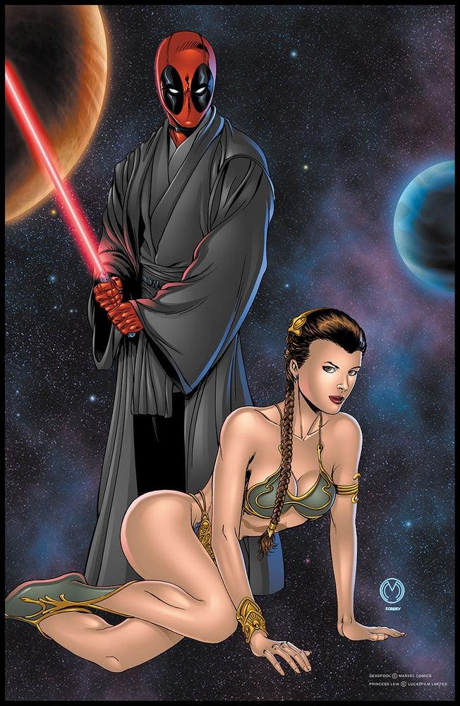 Image of Sith Pool Print