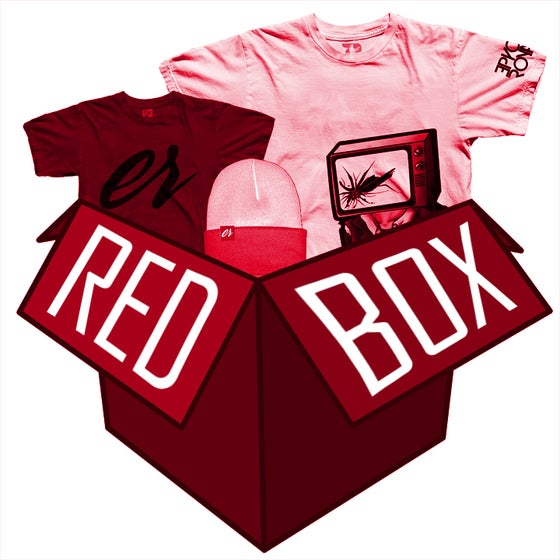Image of Red Box ($50 worth of gear for $25)