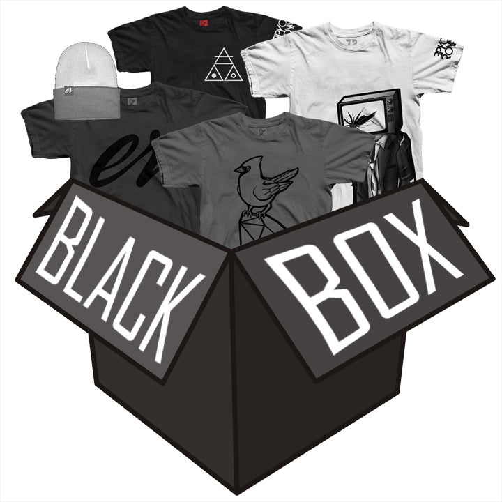 Image of Black Box ($100 worth of gear for $50)