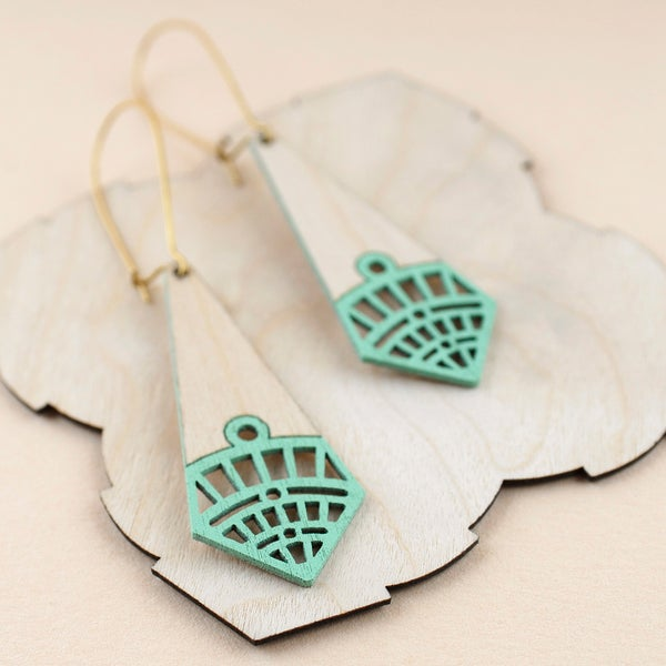 "Image of ""LEILANI"" EARRINGS"