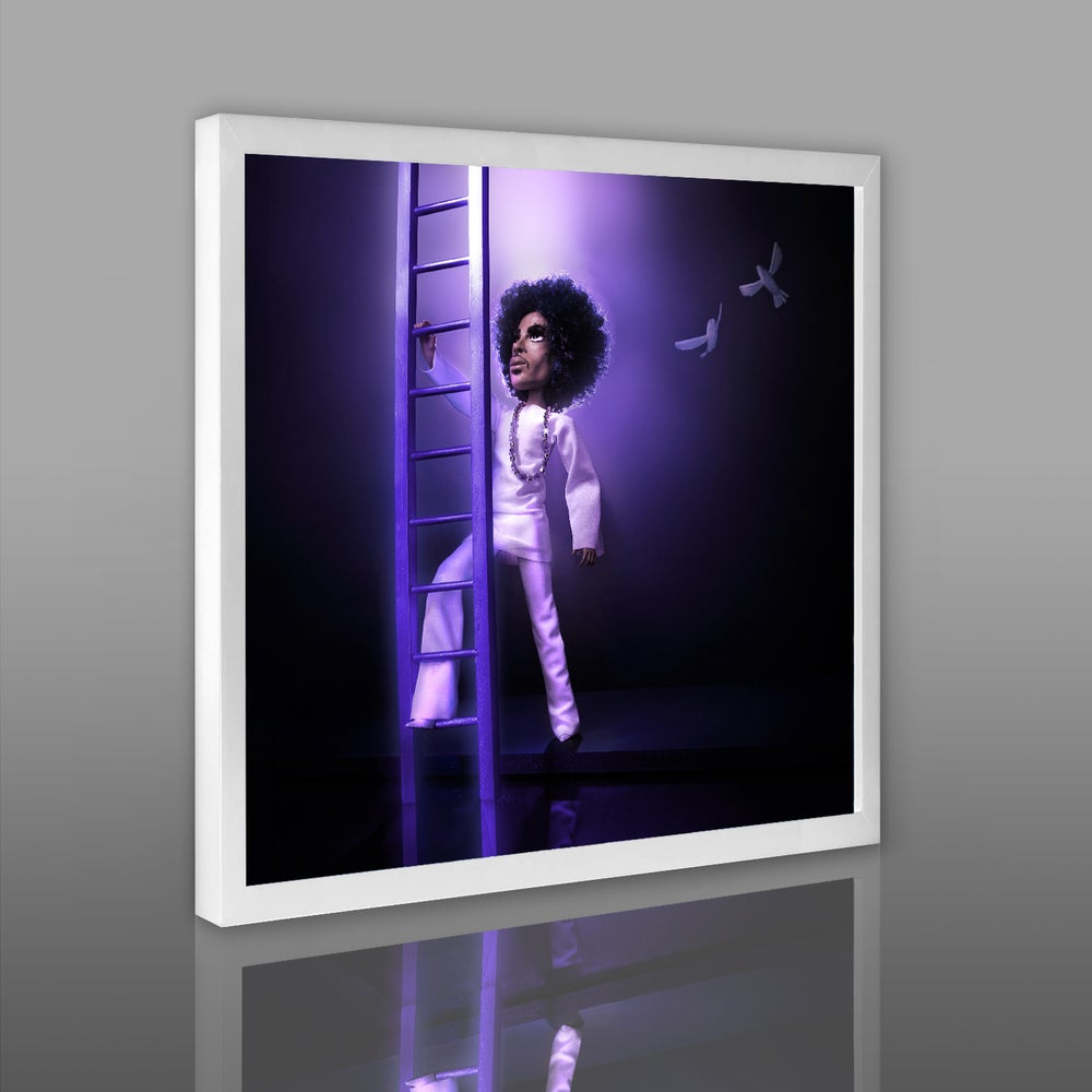 Image of Troy Gua's #LPPisART 'The Ladder (Reprise)' Limited Edition Print